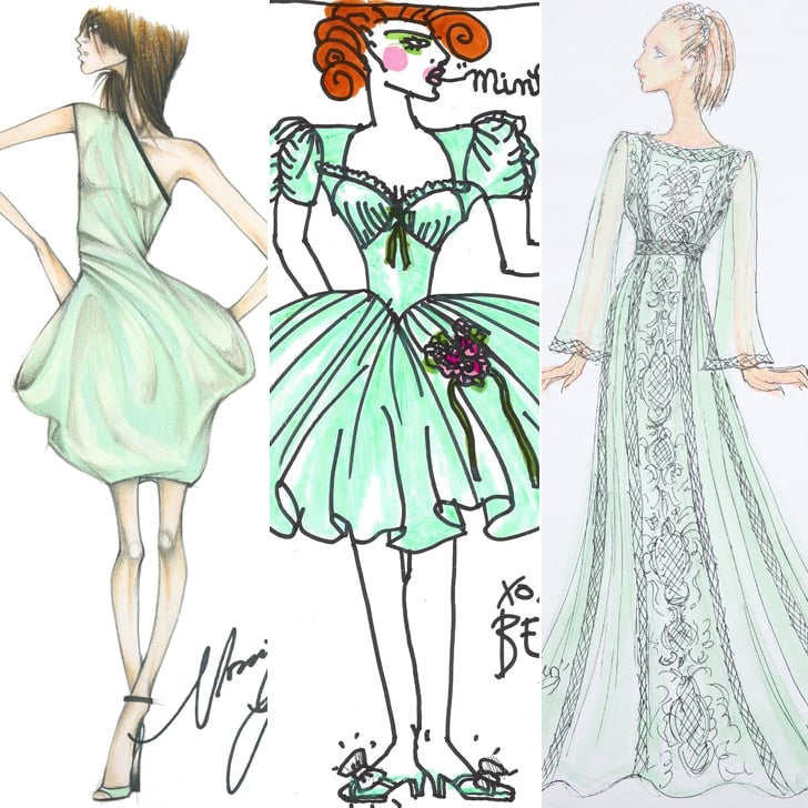 Is Mint Already the Color of the Season?