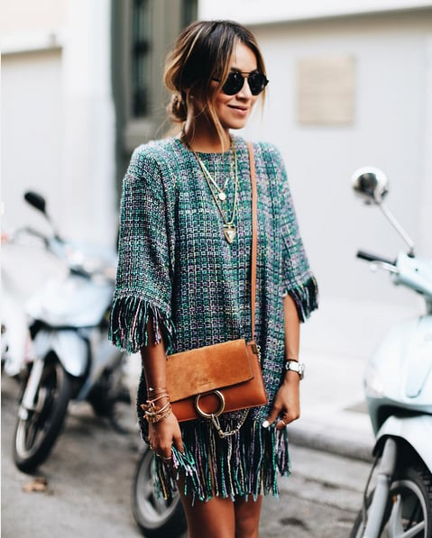 Wear as Much Fringe as Possible