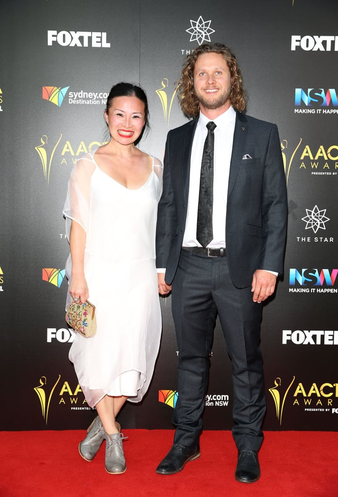 Poh Ling Yeow and Jono Bennett