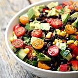 Cucumber Corn and Black Bean Salad