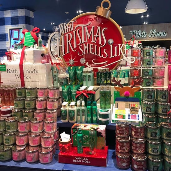 Bath and Body Works Releases Christmas Collection