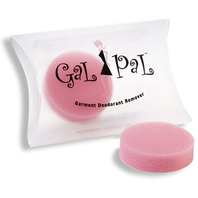 A Gym Bag Essential: Gal Pal Garment Deodorant Removers