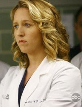 Brooke Smith Booted from Grey's Anatomy