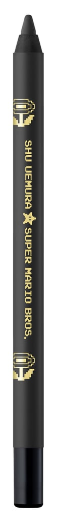 Shu Uemura x Super Mario Bros Drawing Pencil in M Black 01, $24