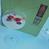 Drinks and the Chef's Tasting at Napa Rose