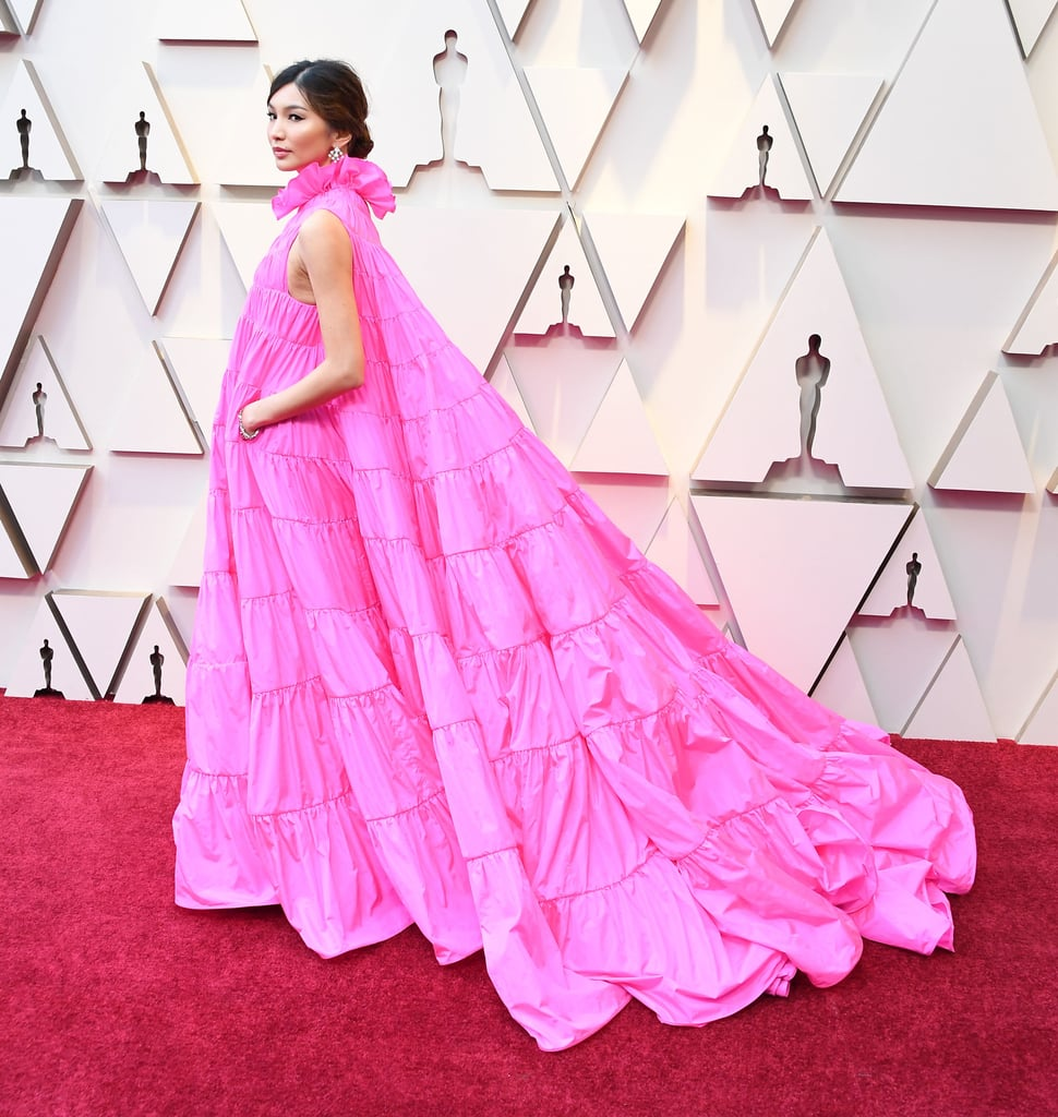 How to Wear Hot Pink like Oscars