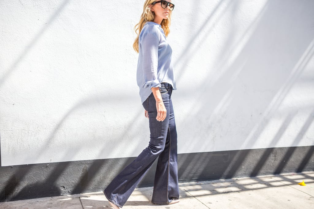 The Best Flare Jeans For Petites