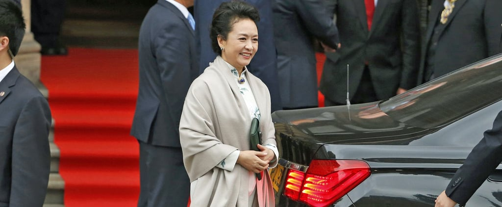 Even Kate Middleton Could Take a Few Style Tips From China's First Lady