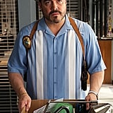 David Zayas as Angel Batista on Dexter.  Photo courtesy of Showtime