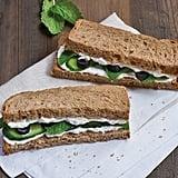 Labneh Sandwich (Middle East)