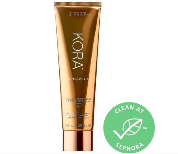 Kora Organics Turmeric 2-in-1 Brightening and Exfoliating Mask