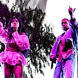 SZA and Kendrick Lamar had everyone on their feet during their 2018 performance.