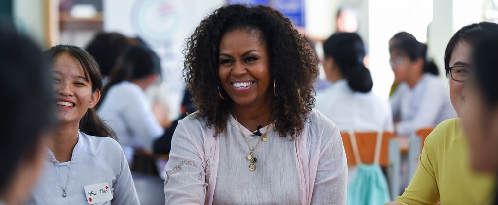 Michelle Obama to Release Becoming Book For Kids