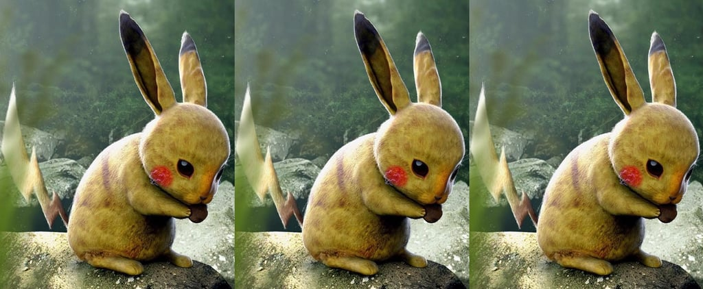 Ever Wondered What Pokémon Would Look Like IRL?