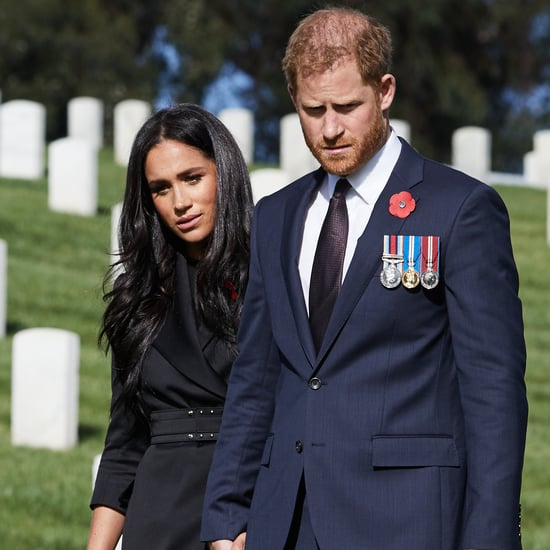 Meghan Markle and Prince Harry Honor Remembrance Day in LA