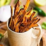 Whole30: Baked Sweet Potato Fries