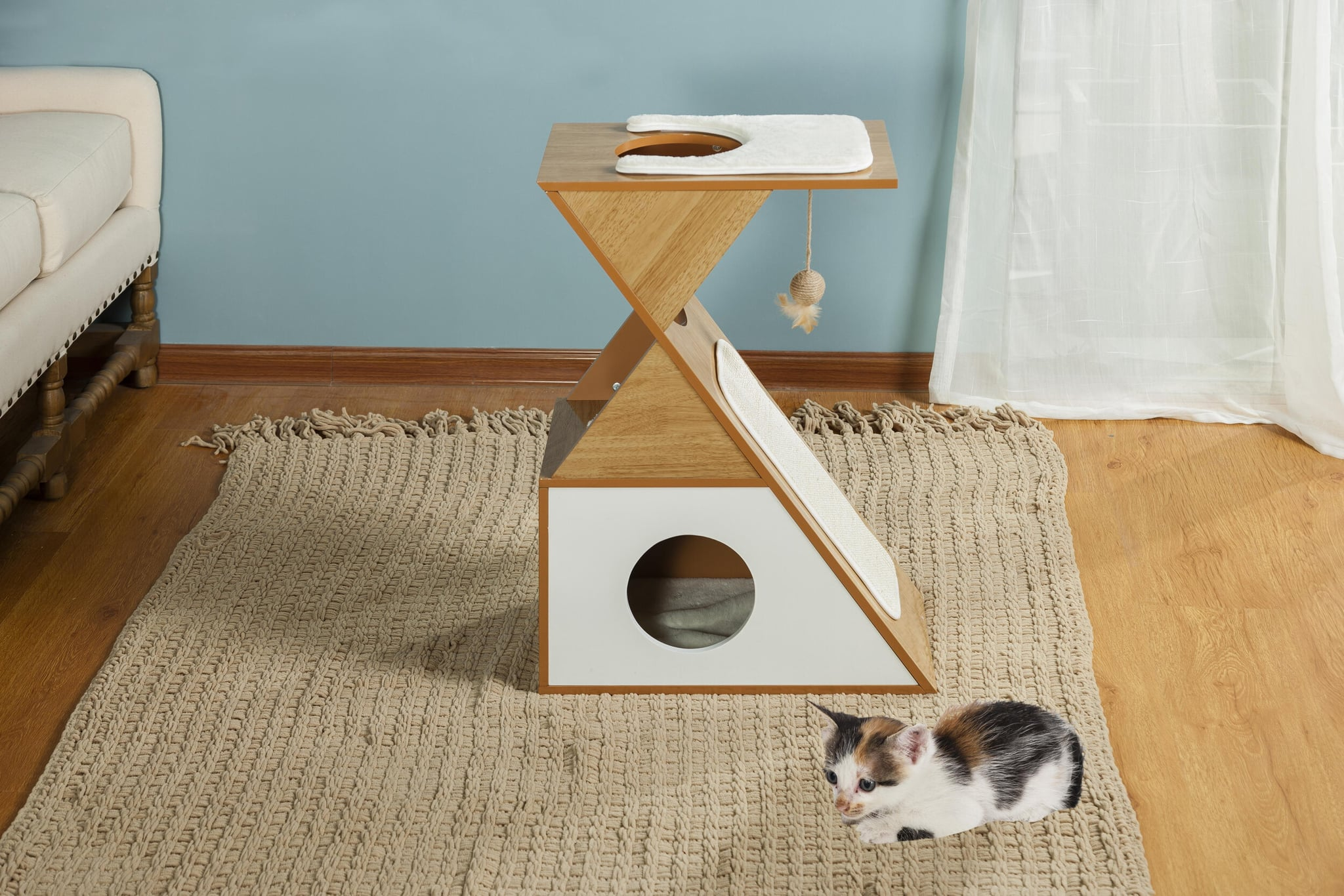 Cat Trees That Aren T Ugly And Look Great In Your Home Popsugar Pets