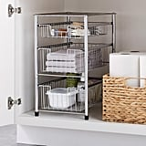 Wire Pull-Out Cabinet Organisers