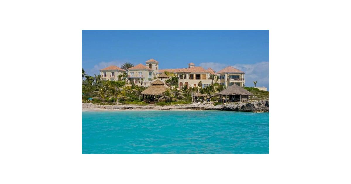 Prince 39 S Turks And Caicos Estate Popsugar Home Photo 6