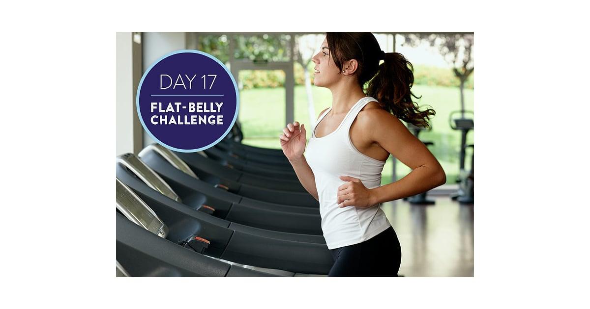 Day 17 | 21-Day Flat-Belly Challenge | POPSUGAR Fitness