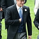 On June 16, Prince Harry Got Decked Out in This