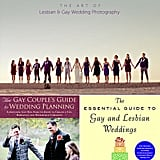 "7 Books For Planning a Gay Wedding  With gay marriage legal in several states already, we've seen the ""I do"" industry become more welcoming for gay and lesbian couples. A part of this inclusion includes wedding-planning books, which historically have catered to hetero couples but are now tackling the common questions and hurdles gay partners face leading up to their big day. If you're planning same-sex nuptials or know someone who is, then check out these handy wedding planning books for LGBT lovebirds!"