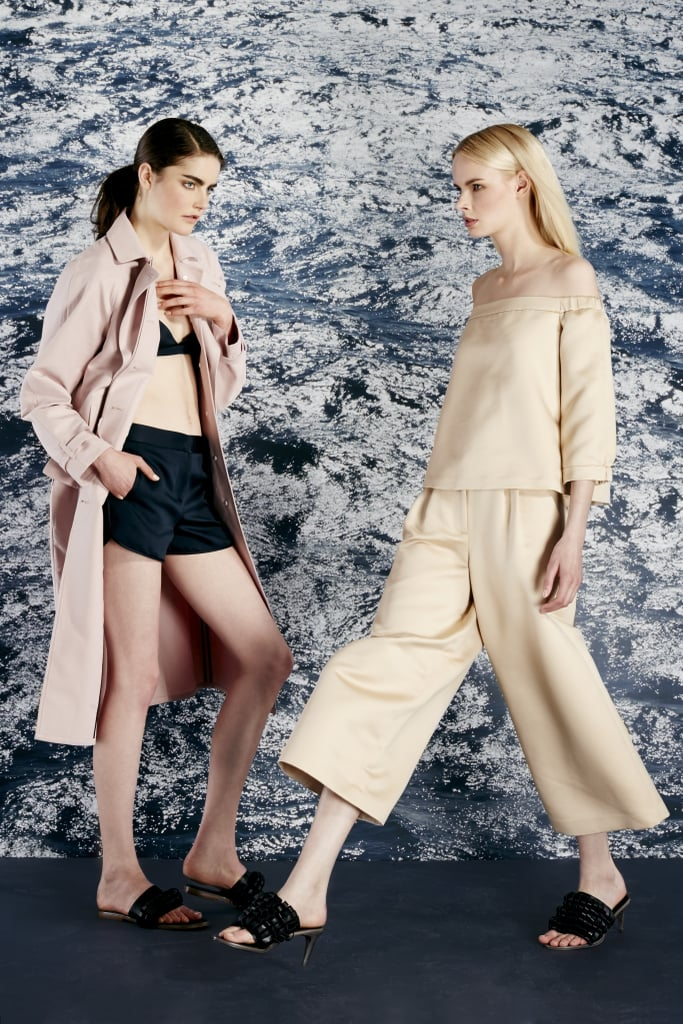 Chic Is Easy and Easy Is Chic With Tibi Resort