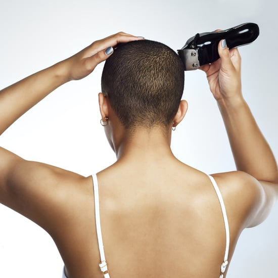Hairstylist's Tips For Shaving Your Head at Home