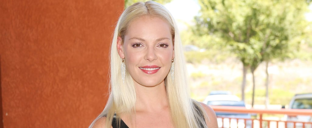 Katherine Heigl's Latest Outing Will Make You Realize How Much You've Missed Her