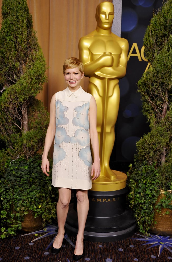 Michelle Williams, 2012