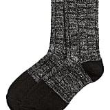 Sparkle Cosy Crew Sock
