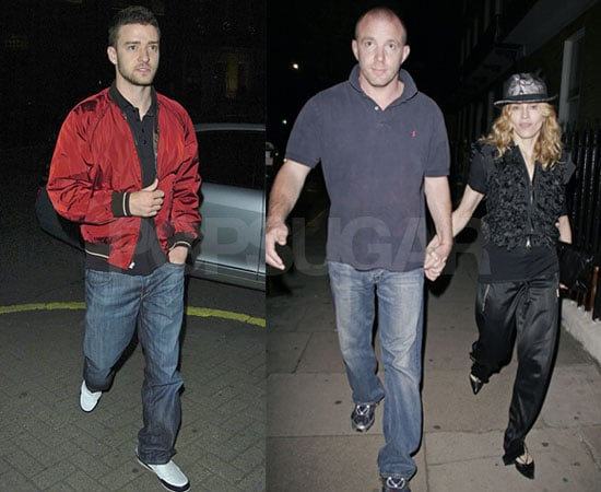 JT Dines With Madonna, Releases Lovestoned Video!