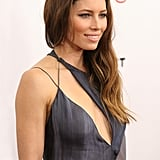 Justin Timberlake Supports Jessica Biel at Her Big Premiere