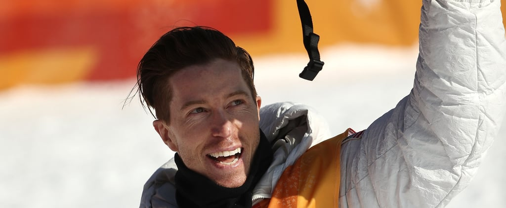It's Official! Shaun White Returns to the Olympic Podium With Gold at Pyeongchang