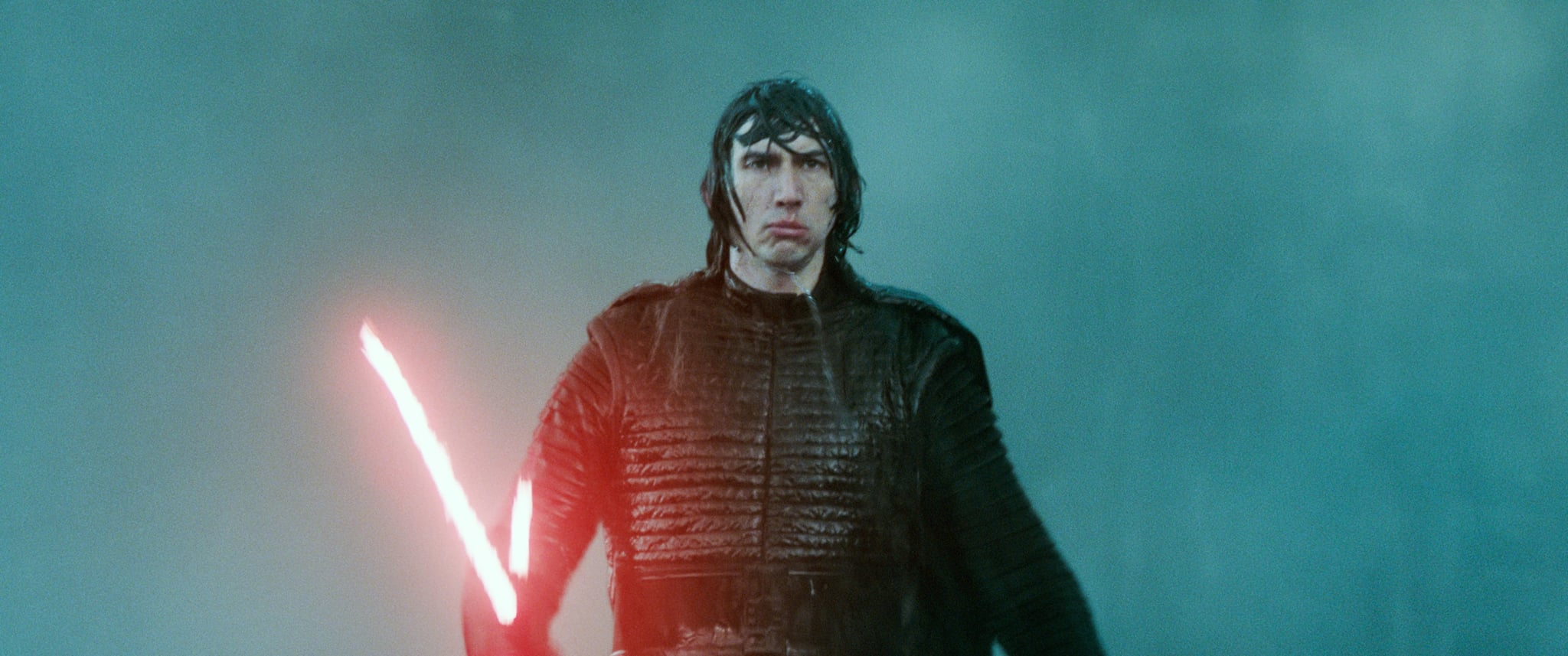STAR WARS: THE RISE OF SKYWALKER, (aka STAR WARS: EPISODE IX), Adam Driver as Kylo Ren, 2019.  Walt Disney Studios Motion Pictures /  Lucasfilm / courtesy Everett Collection