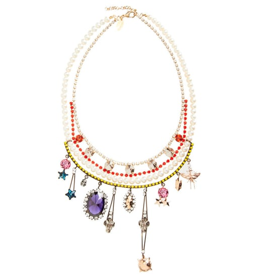 Iosselliani Faux Pearl Multi-Strand Necklace, $595