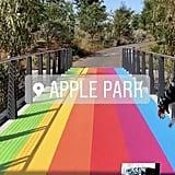 Lady Gaga Apple Park Performance Videos and Photos May 2019