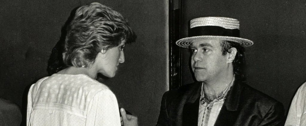 Princess Diana's Friendship With Elton John