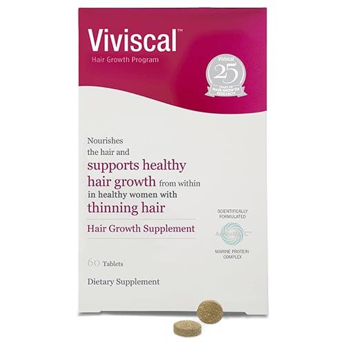 Viviscal's Maximum Strength Hair Supplement