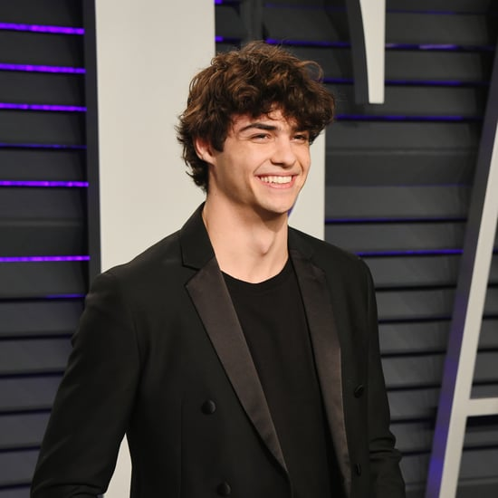Noah Centineo Dyes His Beard Blond