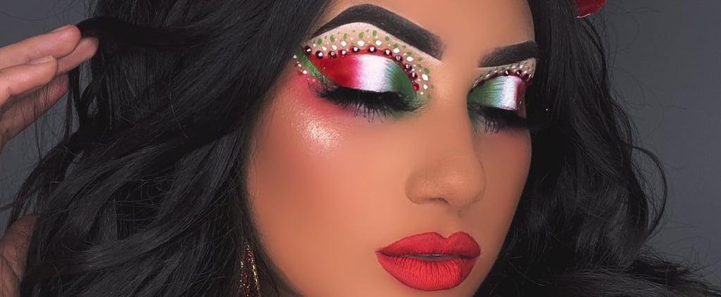 See Latinx TikToker Angelica Torres's Best Makeup Videos