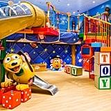 Disney's Oceaneer Club — Andy's Room