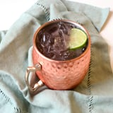 Mezcal Mule Cocktail