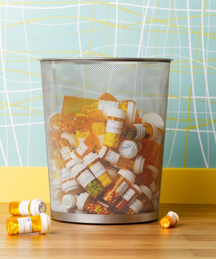 How Do You Throw Away Medications and Prescription Drugs?