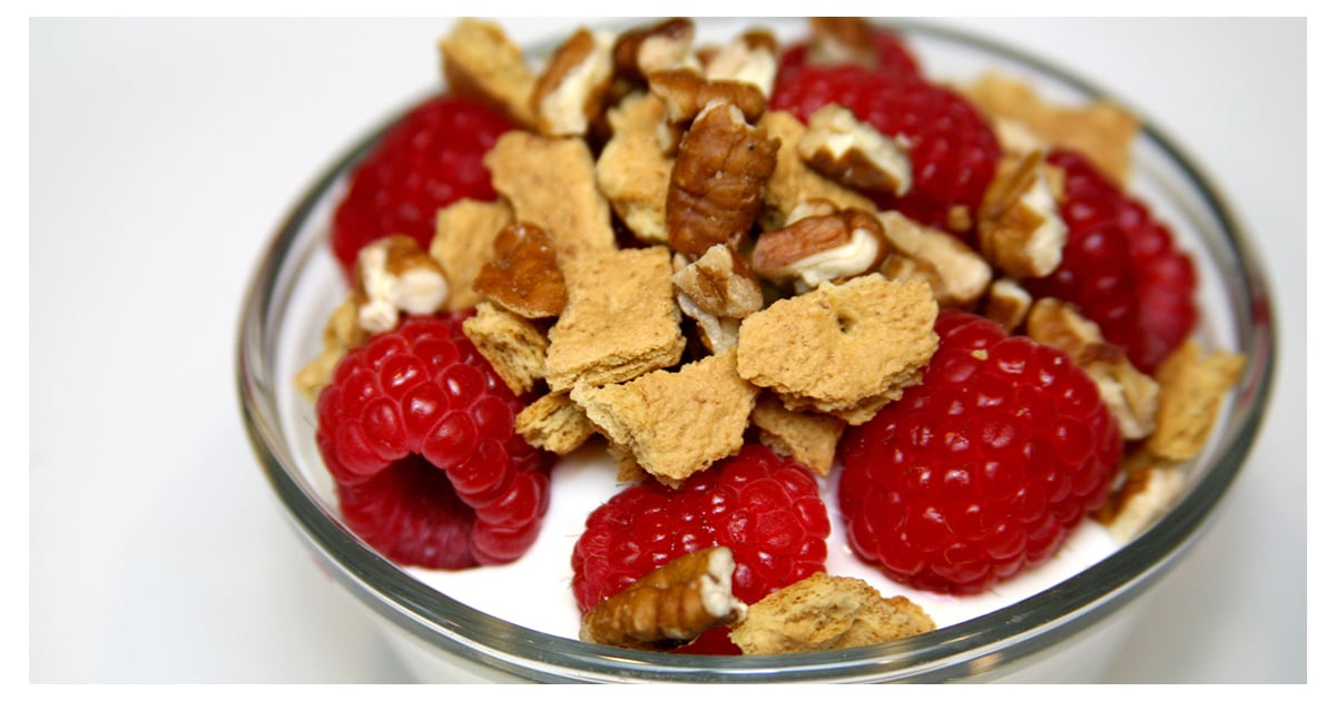 Healthy Greek Yogurt Topping Ideas Popsugar Fitness