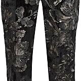 A.L.C. floral trousers ($695)