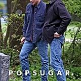 Supernatural Season 11 Finale Set Pictures