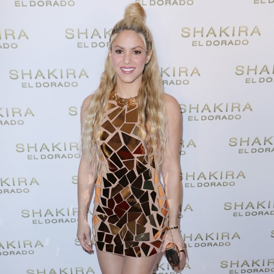 Shakira El Dorado Launch Party
