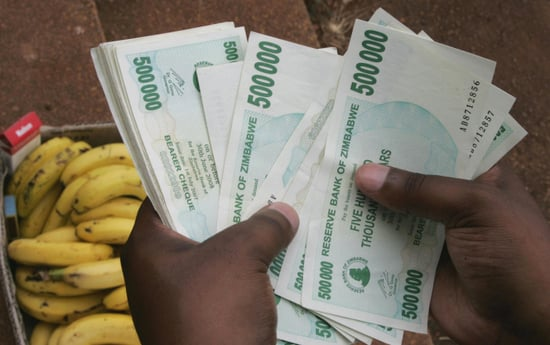 Crisis in Zimbabwe Turning People Veggie