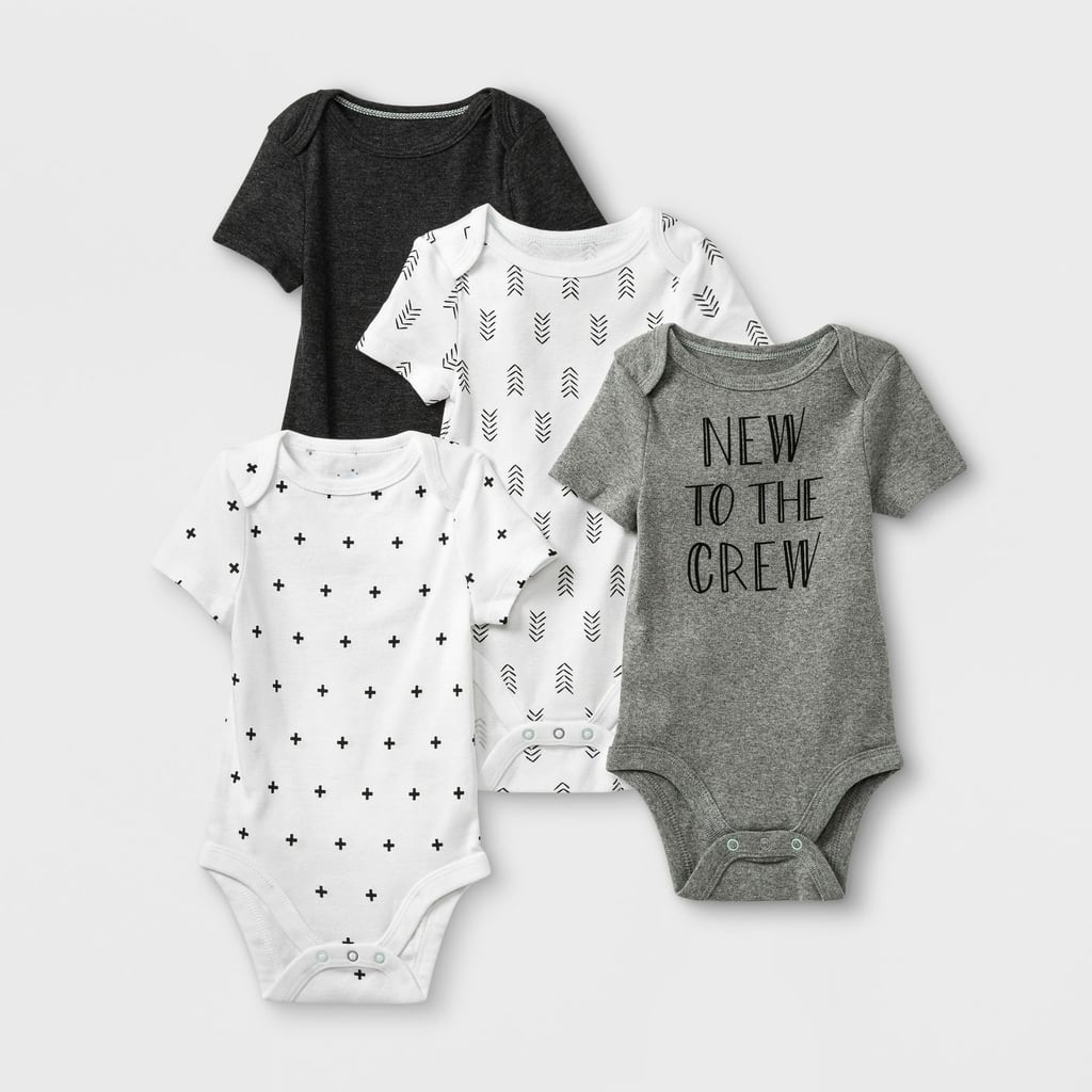 Baby Clothes in a Few Sizes